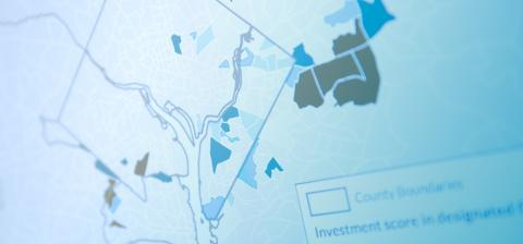Are Opportunity Zones in the Greater DC area targeted to communities in need of investment?